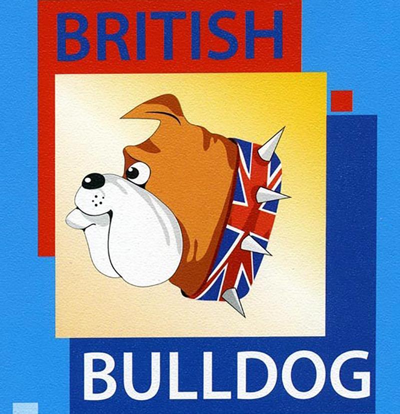 Картинка конкурс британский бульдог